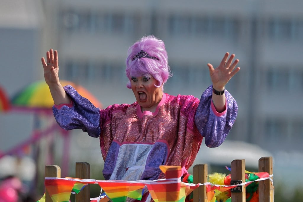 Iceland one of the most gay friendly countries in the world