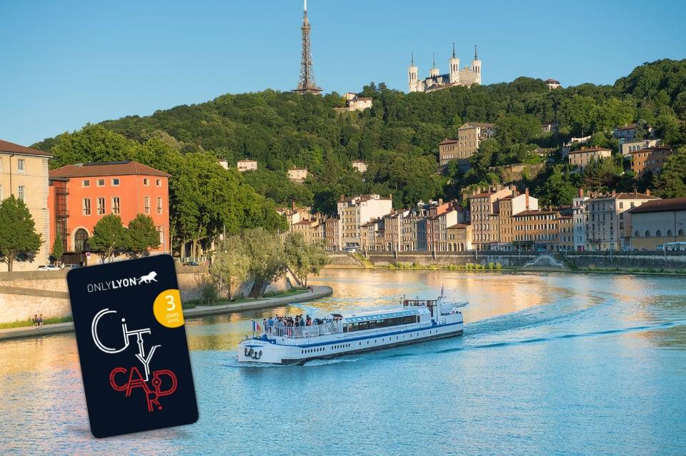 Lyon City card transport tips