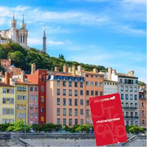 Save time, money and hassle when travelling in Lyon with the Lyon City Card.
