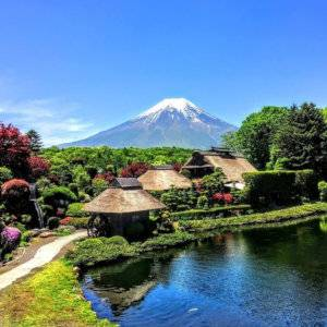 Mount Fuji is a must-visit during your time in Japan!