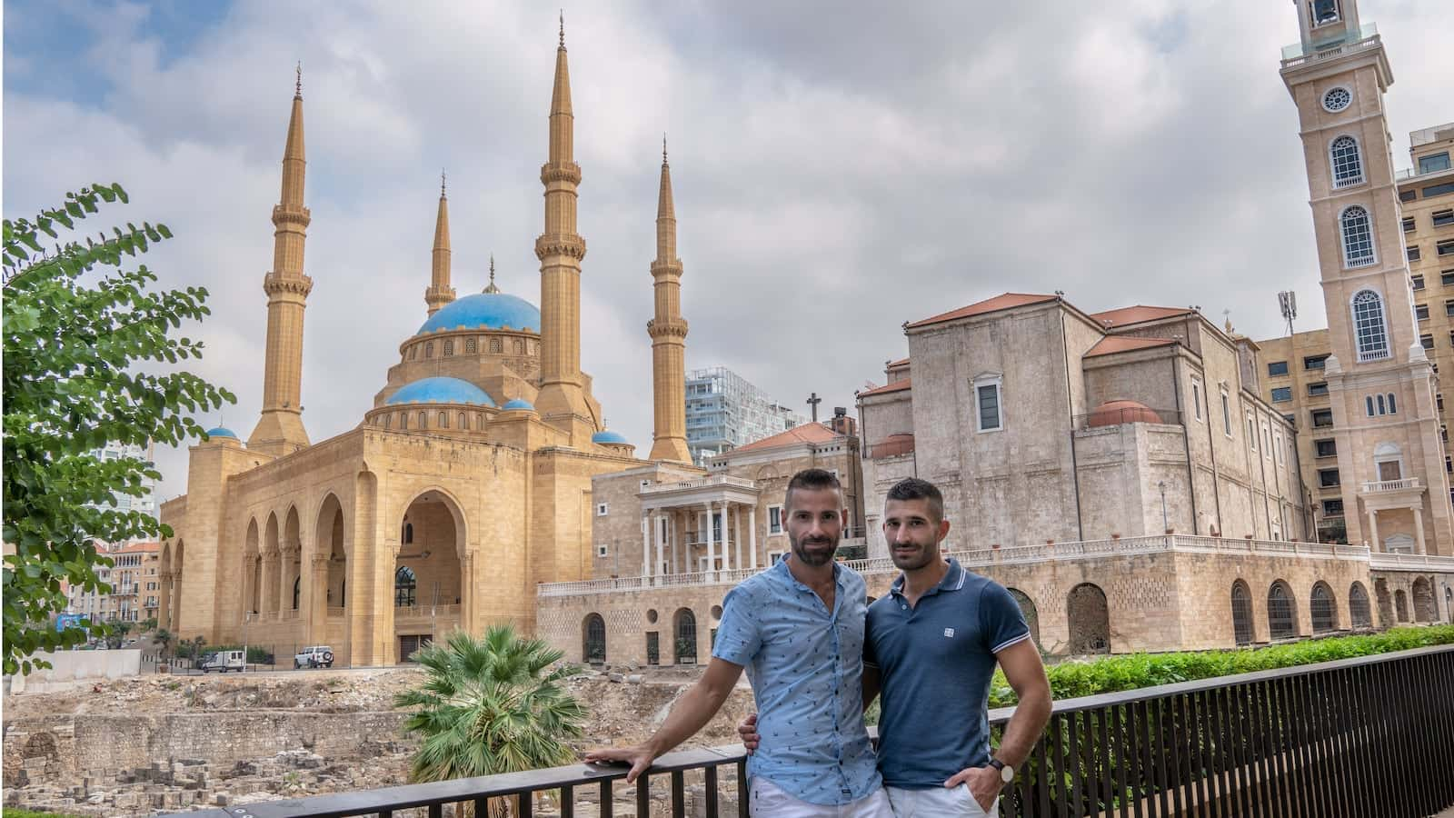 Exploring the streets of gay Beirut