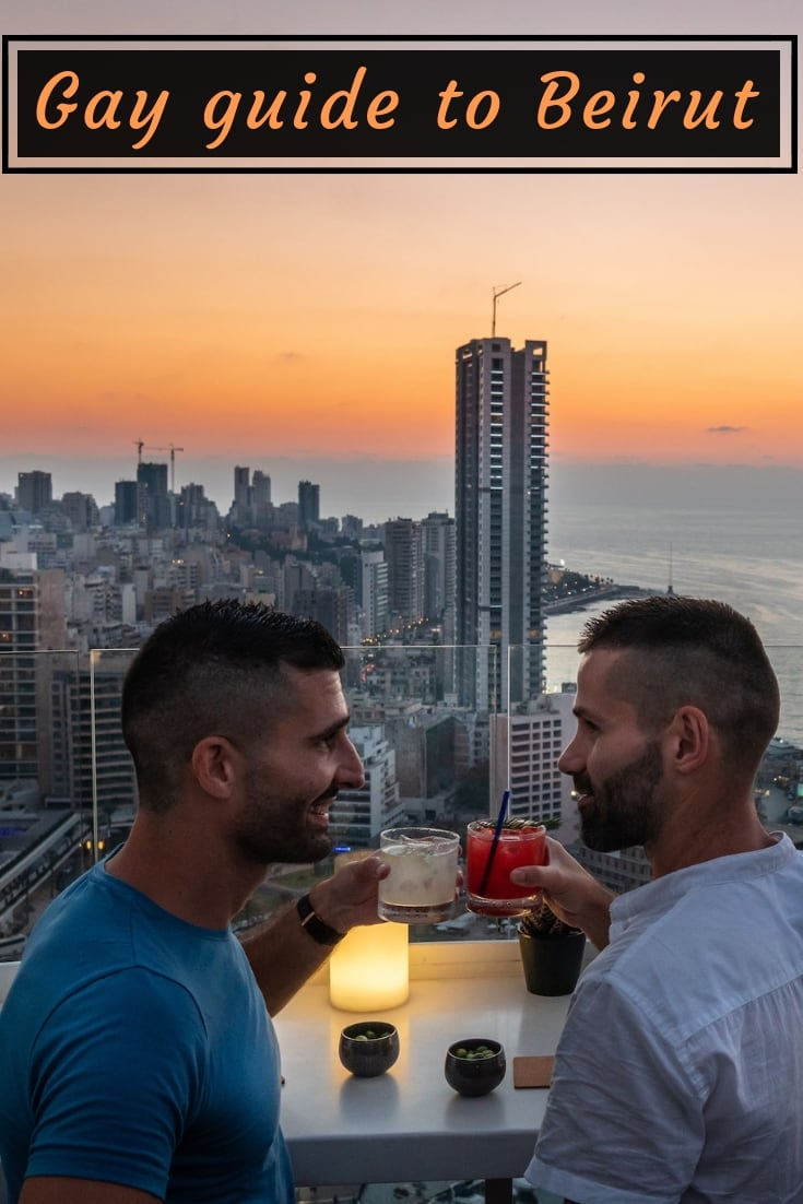 gay hotel beirut