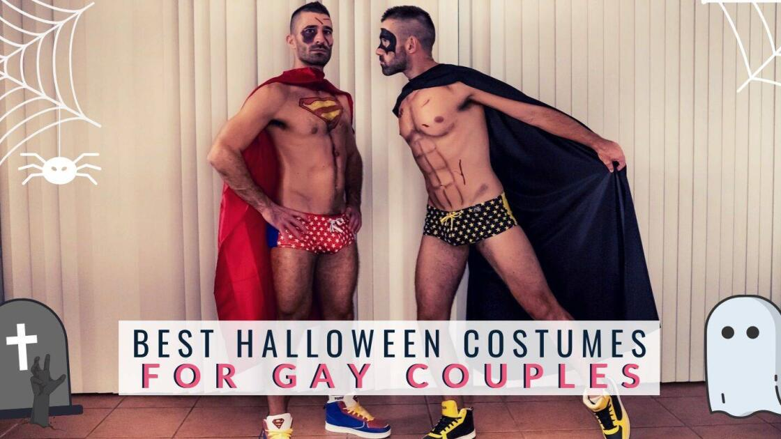 Best gay couple Halloween costumes
