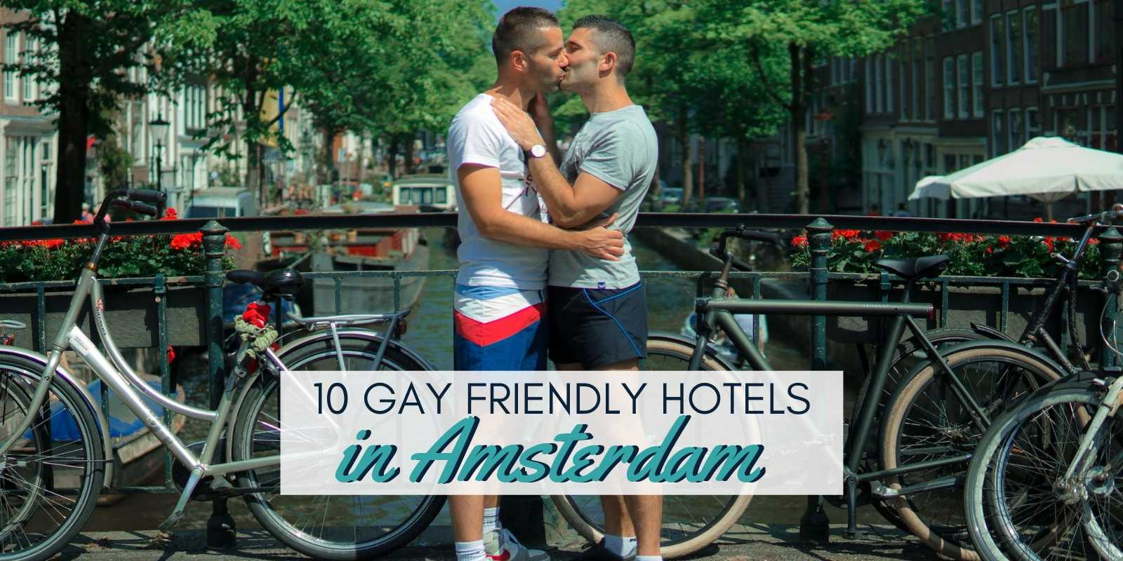 Dont worry be gay amsterdam