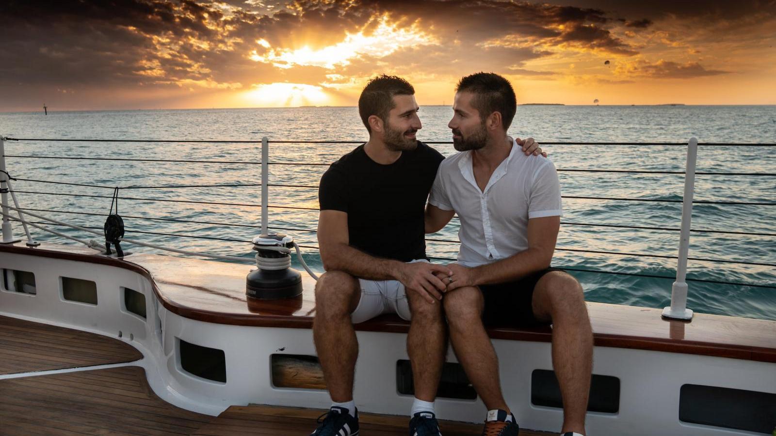 Romantic sunset cruise in Sarasota