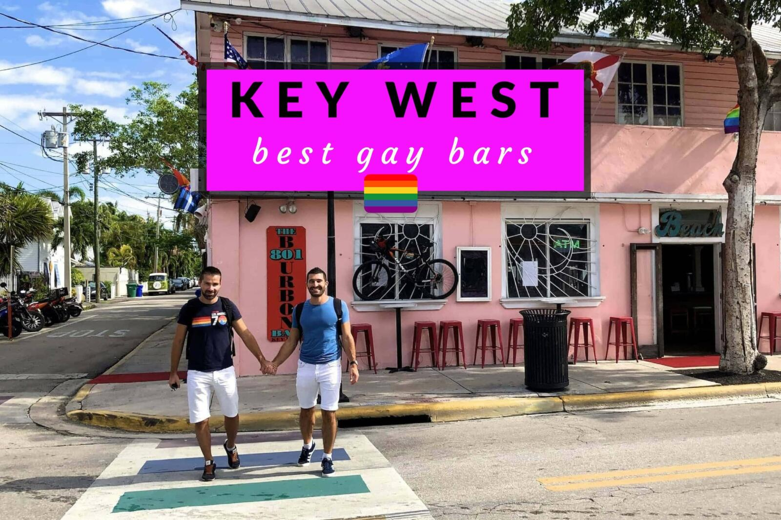 Best gay bars in Key West