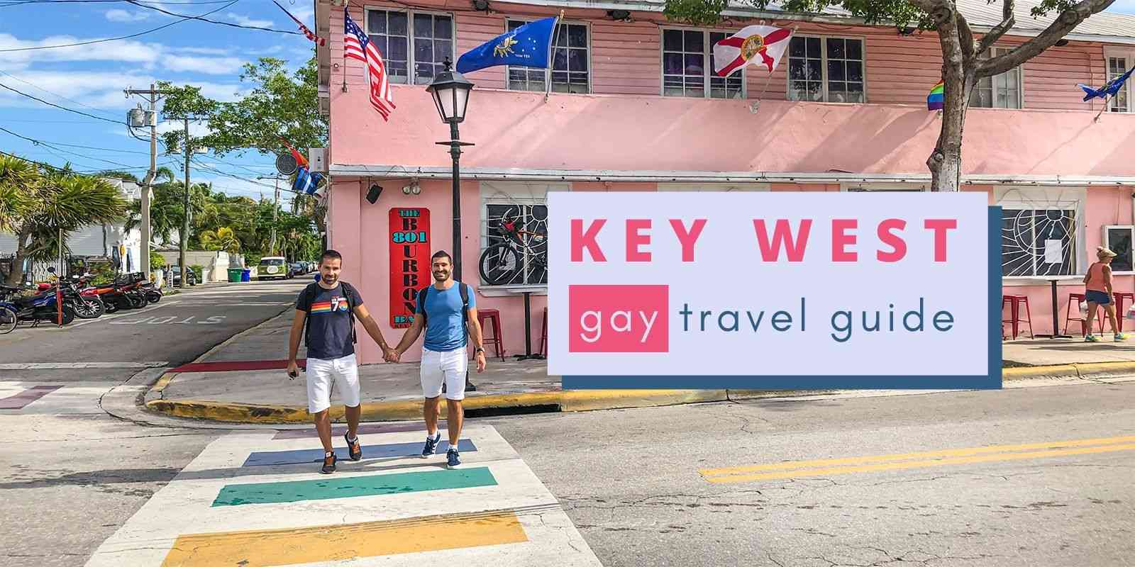Our complete gay travel guide to Key west with the best gay bars and clubs to party