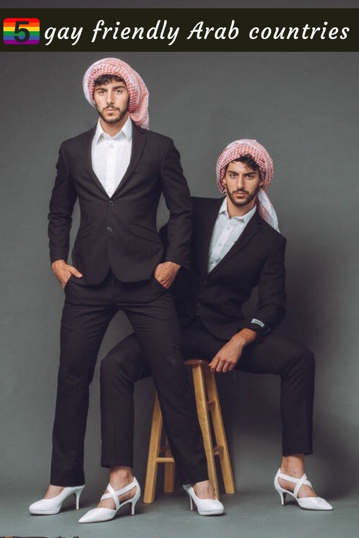 The 5 most gay friendly Arab countries
