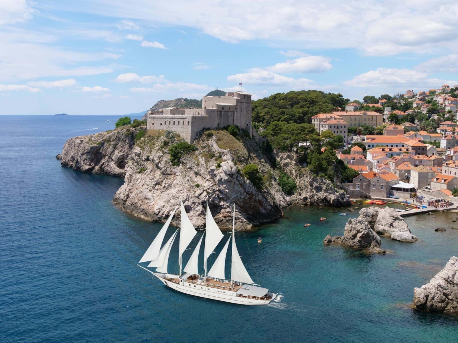 Many options for choosing a luxury cruise in Croatia