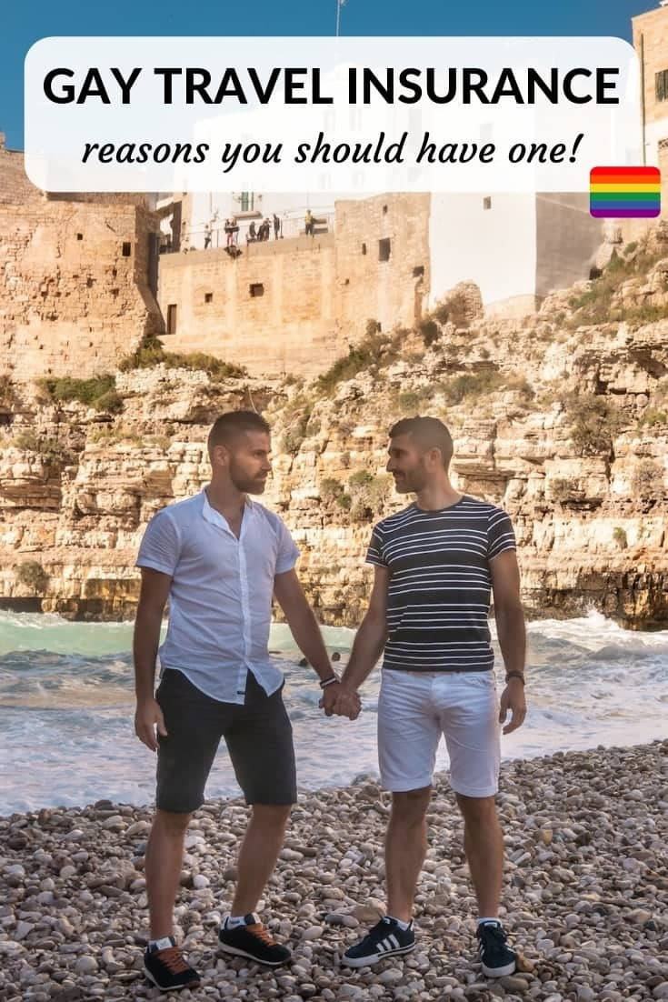 Gay travel insurance and why it's important
