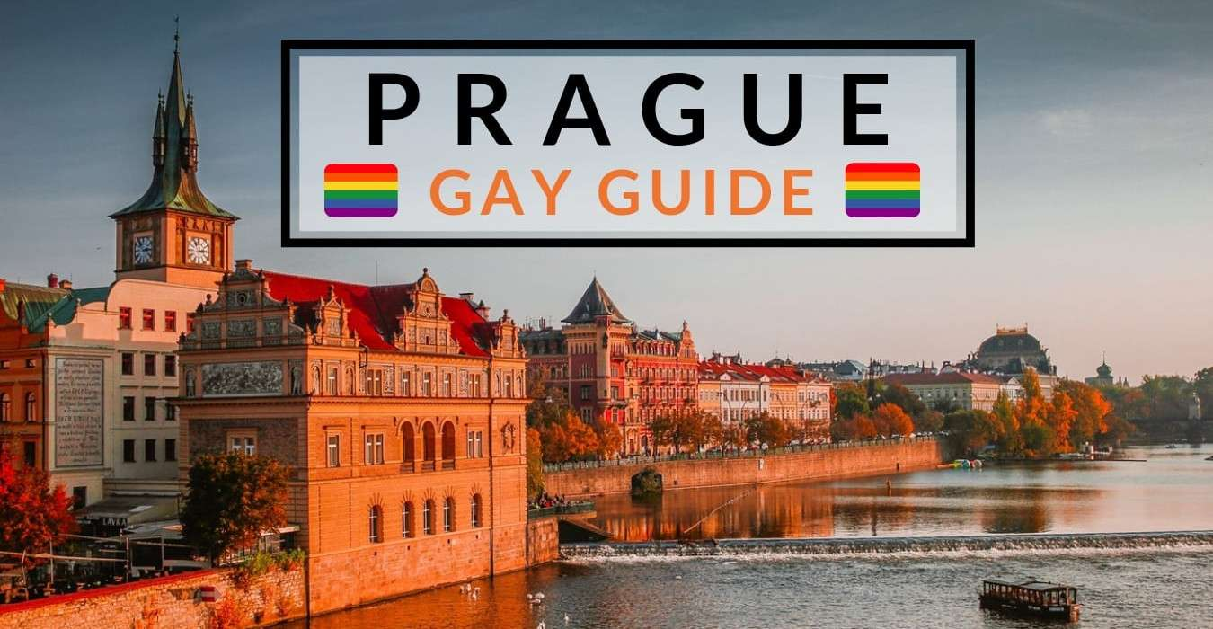 This is a gay travel guide to Prague from Nomadic Boys