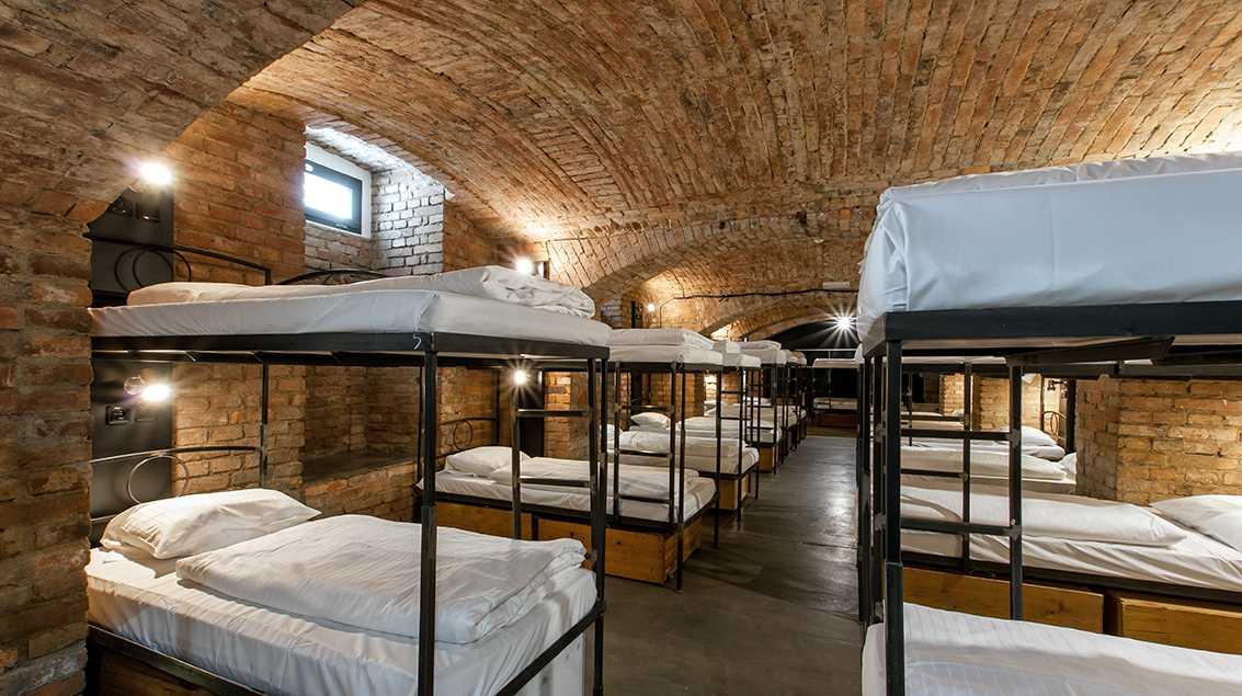 Gay Prague best gay hostel is Czech Inn Hostel in Vinohrady