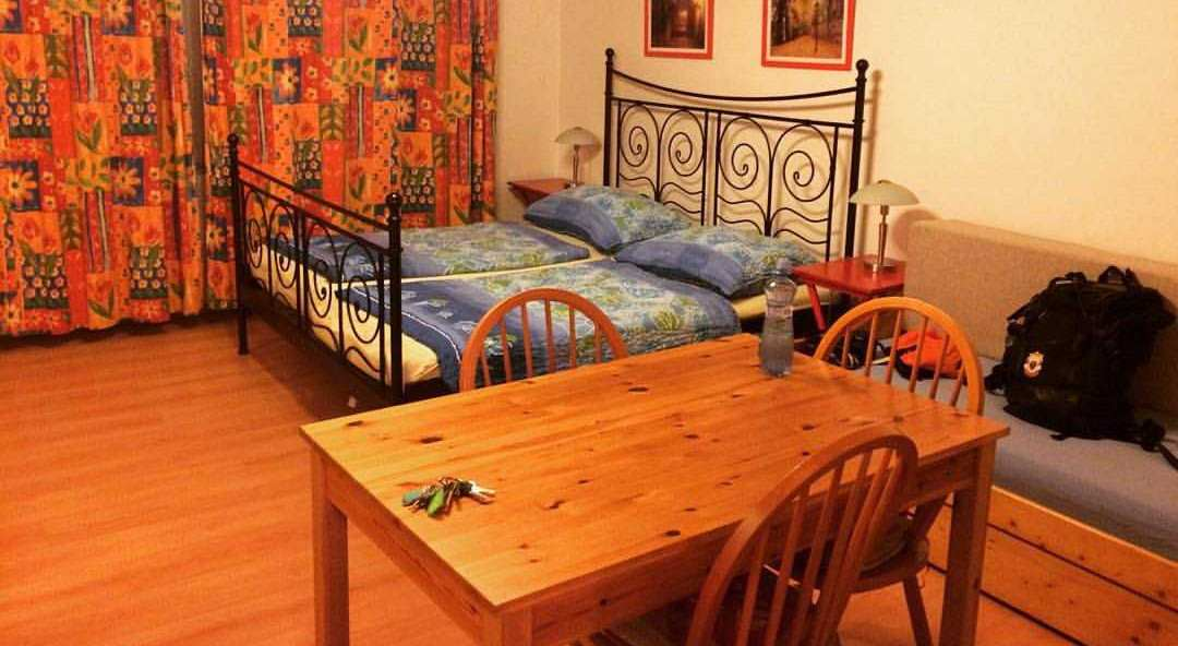 Rainbow's Guesthouse is an affordable gay friendly guesthouse in Prague