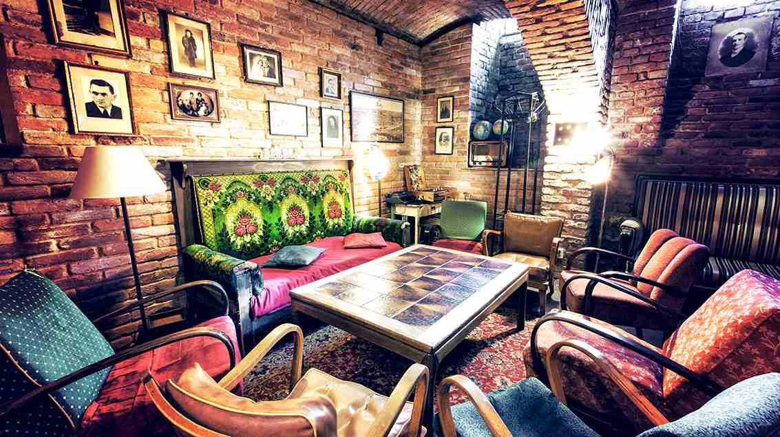 Gay Prague second best hostel is Sir Toby's hostel in Holesovice