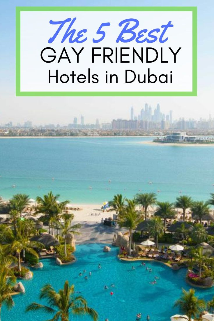 Our top picks of the five best gay friendly hotels in Dubai, for gay travellers on every budget!