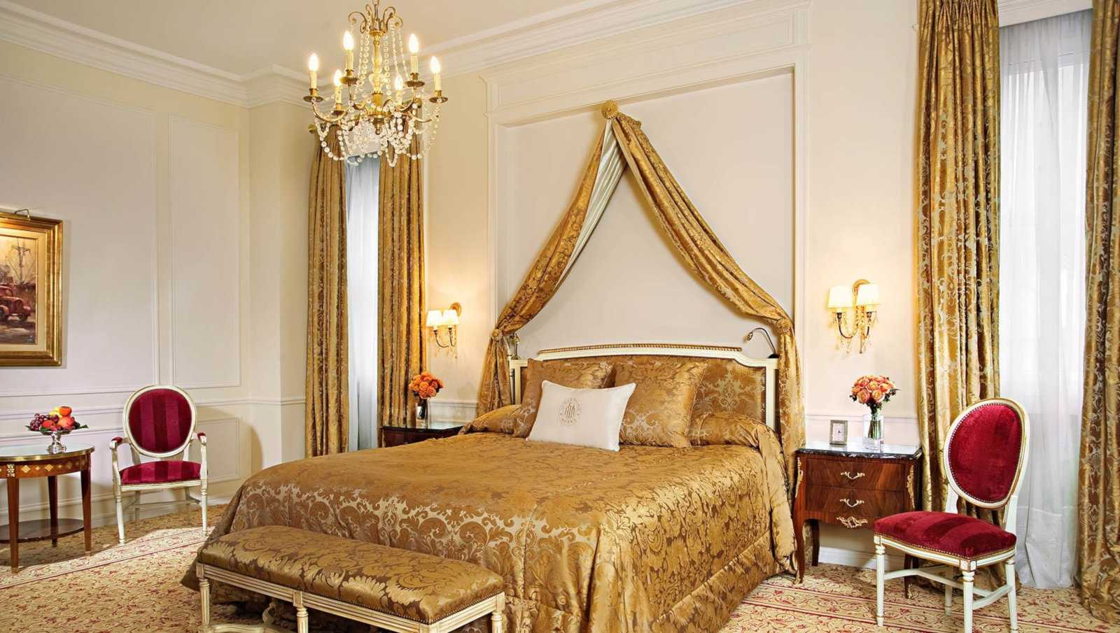 Alvear Palace is a luxurious and gay friendly hotel in Buenos Aires.