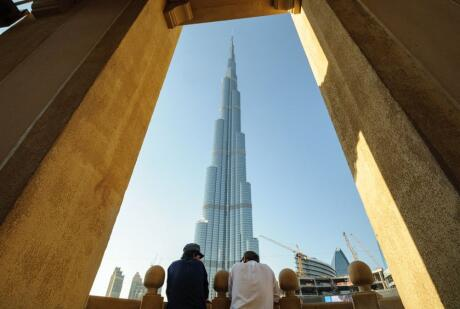 Gay Dubai - Make sure you check out the views over Dubai from the Burj Khalifa during your visit.