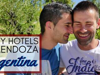 5 best gay hotels in Mendoza