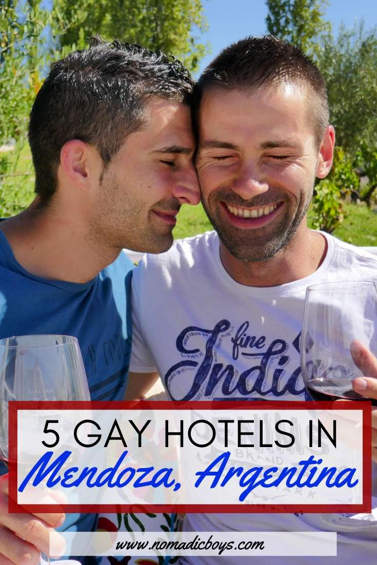 Our favourite gay hotels in Mendoza, Argentina.