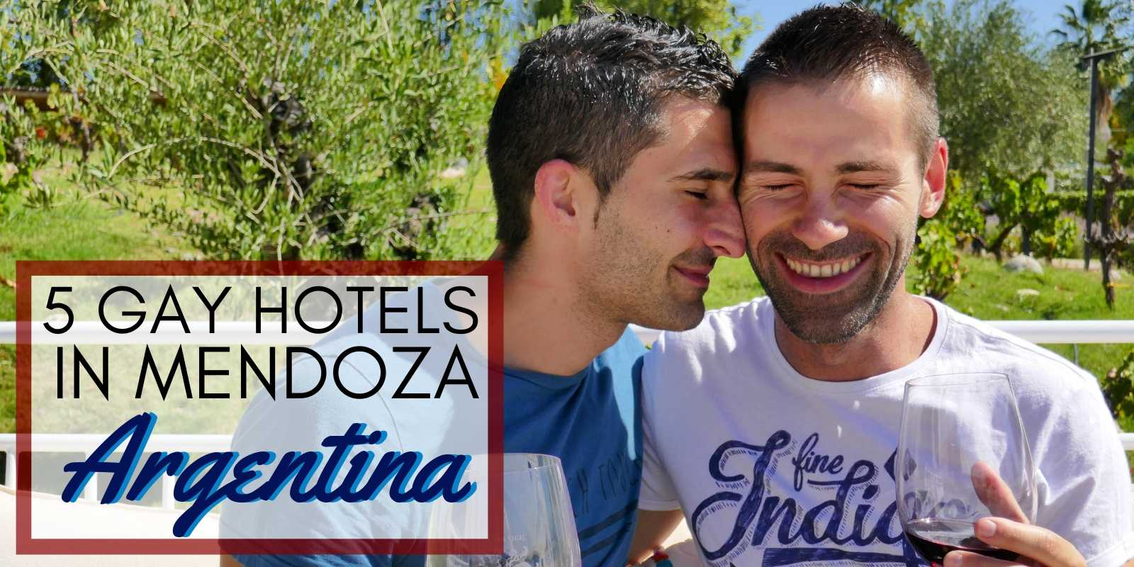5 best gay hotels in Mendoza