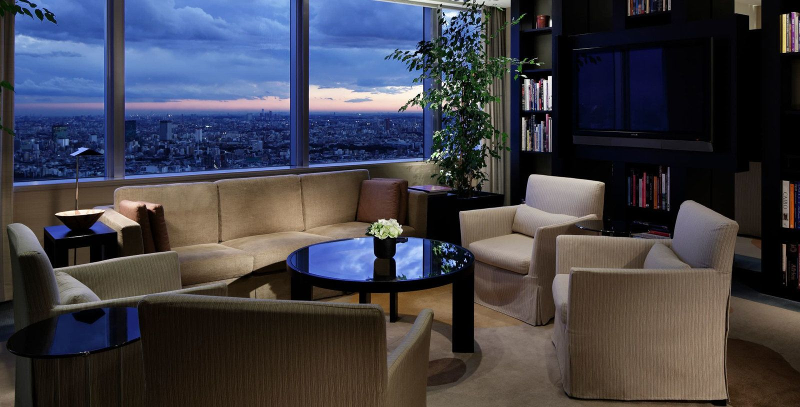 The Park Hyatt in Tokyo is famous, luxurious and a great place for gay travellers to stay.