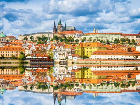 Gay Prague - The UNESCO World Heritage listed castle of Prague is stunning and a must-see when travelling to Prague.