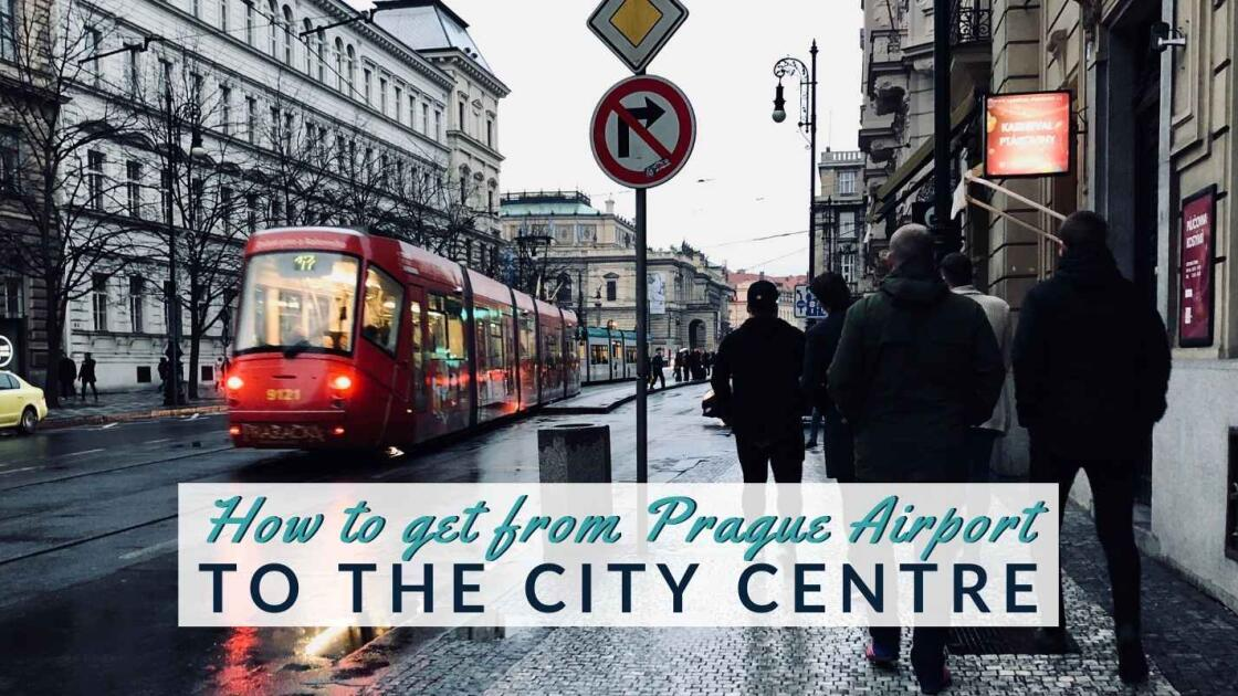 How to get from Prague Airport to the City Centre