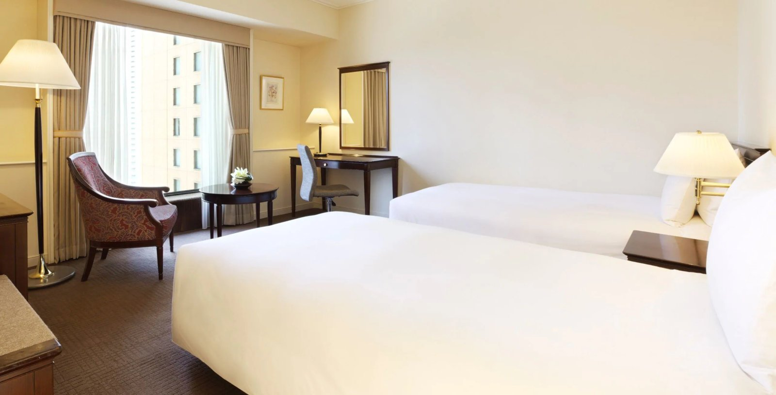 Gay travel to Tokyo - the Hyatt Regency is a luxurious spot to stay.