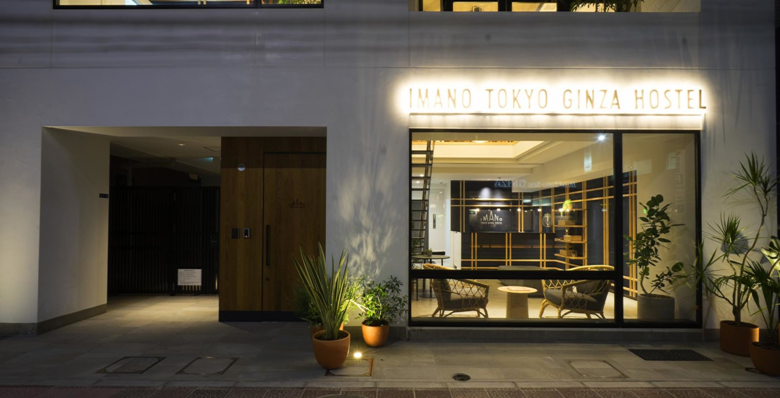 Imano Hostel in Tokyo has a gay friendly vibe and is perfect for budget travellers.