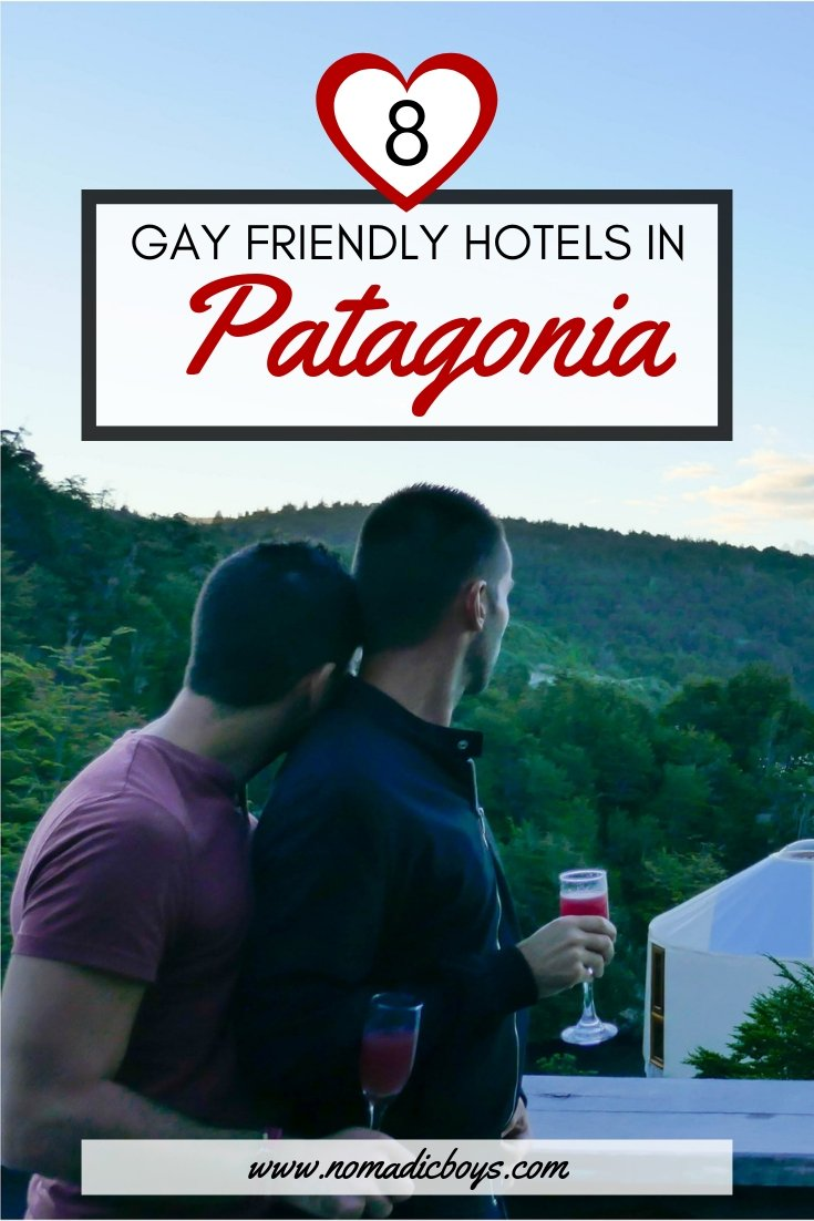 Our top picks for gay friendly hotels in the Patagonia region.