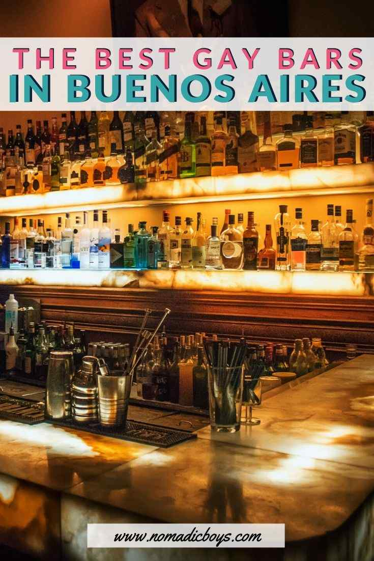 Our 15 favourite gay clubs, bars and restaurants in Buenos Aires.