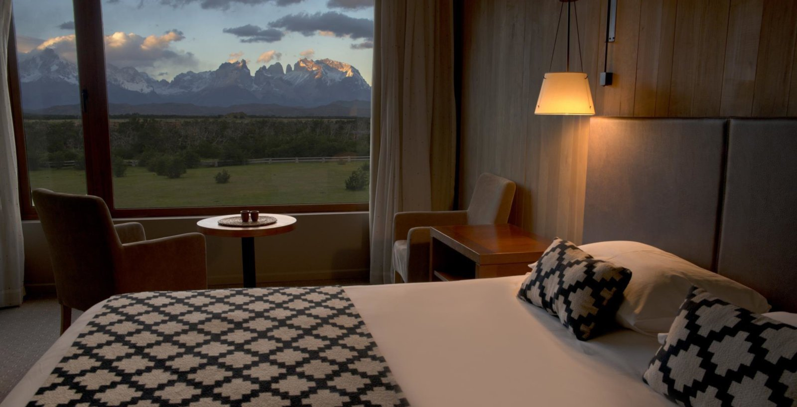 The Río Serrano Hotel and Spa is a luxurious option for gay travellers visiting Torres del Paine.