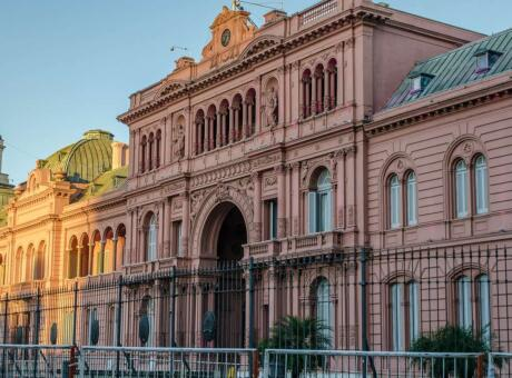 Gay travellers to Buenos Aires won't want to miss the chance to step foot on THAT balcony at the Casa Rosada.