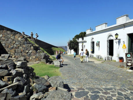 Gay travel in Buenos Aires - you can even visit Colonia del Sacramento in Uruguay as a day trip.