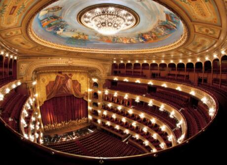 A show at the beautiful Teatro Colon opera house is a must for travellers exploring the gay scene in Buenos Aires.