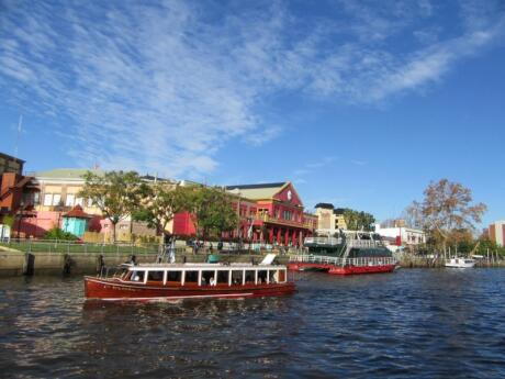 Gay Buenos Aires - take a fun day trip to the Tigre Delta region.