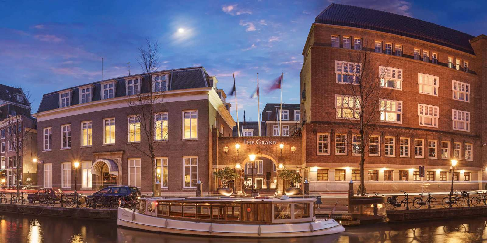 Gay hotels in Amsterdam - Sofitel Legend the Grand is very welcoming to LGBTQ travellers to Amsterdam.