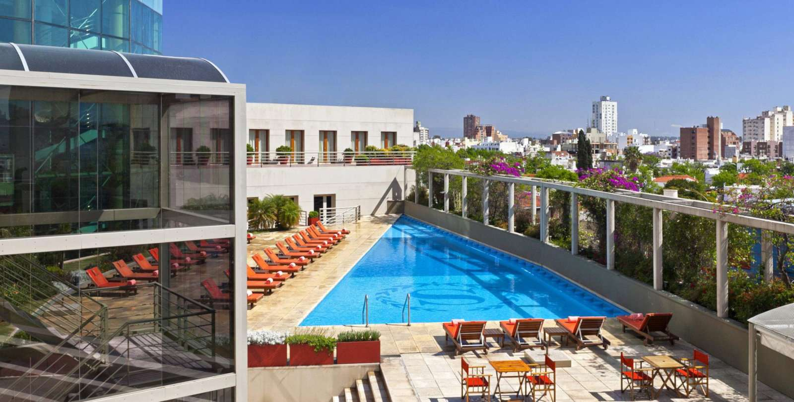 The Sheraton Córdoba is a lovely gay friendly hotel in Alberdi area of Cordoba