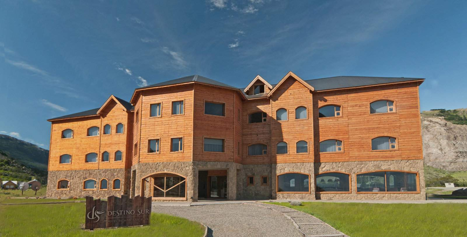 Destino Sur Hotel is a luxurious and gay friendly accommodation option in Patagonia.