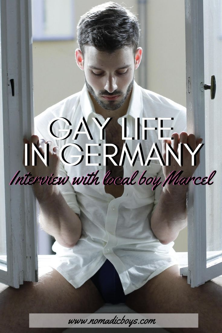 Learn more about what gay life in Germany is like with local boy Marcel from Berlin. Photo credit: Jean Babtiste Huong