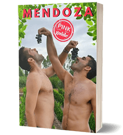 Gay travel guide to Mendoza with gay couple stefan and sebastien from Nomadic Boys