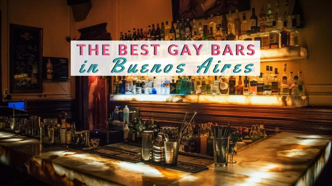15 best gay bars in Buenos Aires