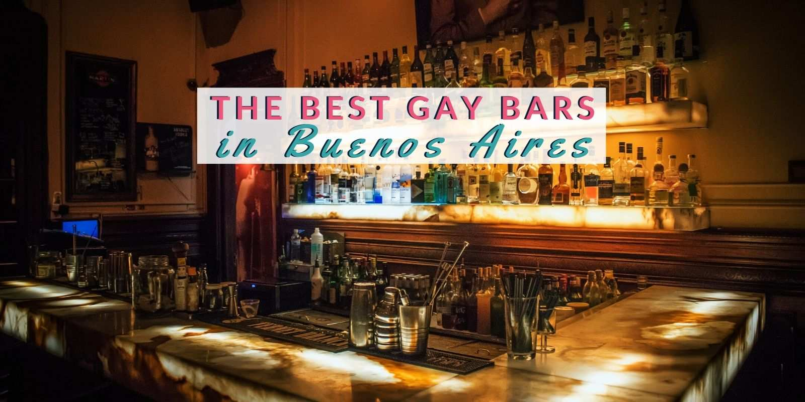 The Nomadic Boys guide to the best gay bars, clubs, cafes and restaurants in Buenos Aires.