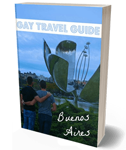 Nomadic book gay travel guide to Buenos aires