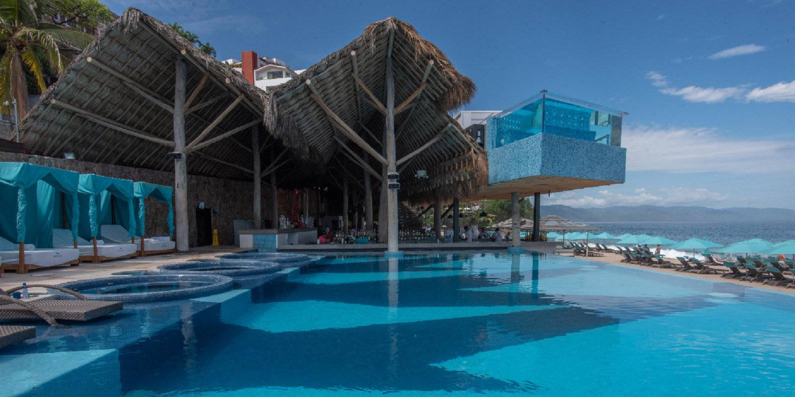 Puerto Vallarta gay travel guide - The Almar LGBT Resort has so much to offer for your visit!