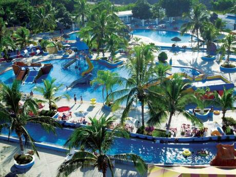 Have a day out enjoying the water slides and rides at Puerto Vallarta's Aquaventuras Park!