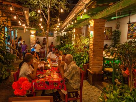 El Arrayan is a delicious and gay friendly Mexican restaurant in Puerto Vallarta.