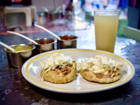 Join a secret food tour to discover authentic Mexican cuisine in Puerto Vallarta.