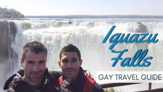 Iguazu Falls Gay Travel Guide by the Nomadic Boys