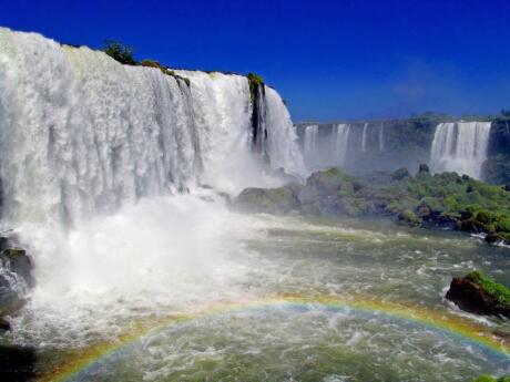 Visit both sides of Iguazu Falls in one day to decide your favourite view!